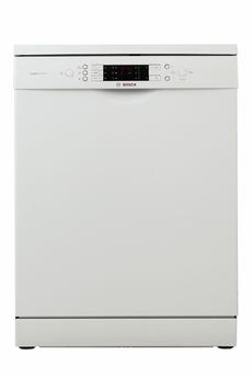 Lave vaisselle SMS53M82EU BLANC Bosch