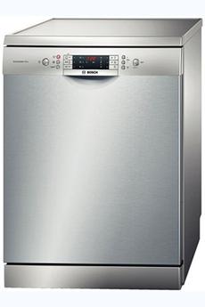 Lave vaisselle SMS69N48EU INOX Bosch