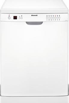 Lave vaisselle DFH12127W Brandt