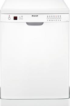 Lave vaisselle DFH12227W Brandt