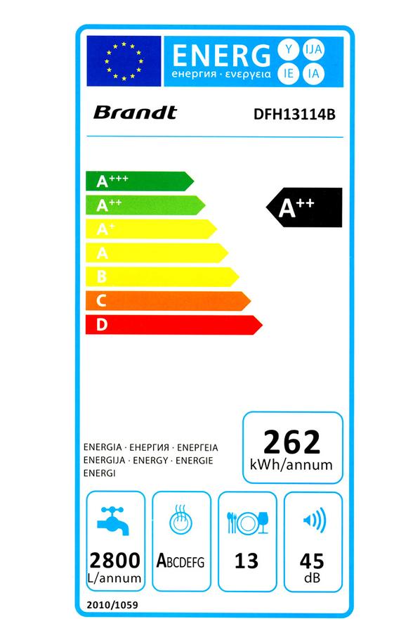 Lave Vaisselle Brandt Aquasafe Notice Dootdadoo Com