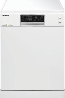 Lave vaisselle DFH13532W Brandt