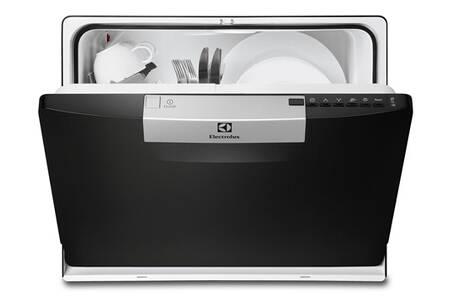 lave vaisselle electrolux esf2300ok noir darty. Black Bedroom Furniture Sets. Home Design Ideas