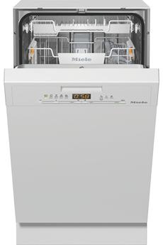 Lave vaisselle Miele G 5430 SCI SL BB