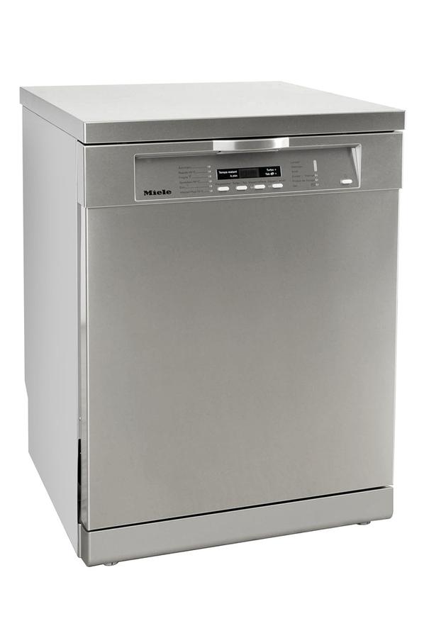 Lave vaisselle miele g 1235 sc inox 2859610 darty - Lave vaisselle miele darty ...