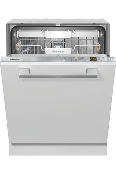 Lave vaisselle Miele G 5052 SCVI