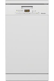 Lave vaisselle Miele G 5430 SC SL