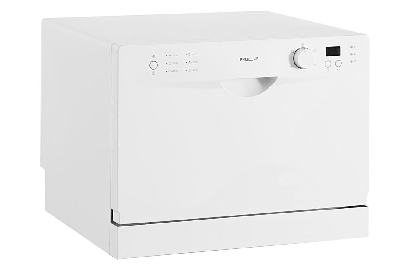 Lave vaisselle proline cdw53 blanc 3826325 darty - Lave vaisselle petite hauteur ...