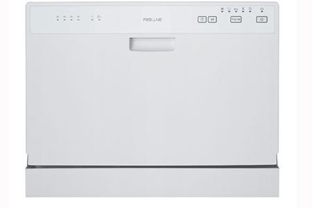 Lave vaisselle proline cdw655p e blanc 3594181 darty for Lave vaisselle faible largeur