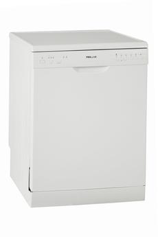 Lave vaisselle DW 1249 P WH BLANC Proline
