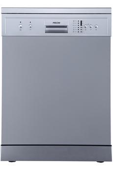 Lave vaisselle DW 486 SILVER Proline
