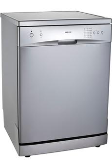 Lave vaisselle DW 496 SILVER Proline