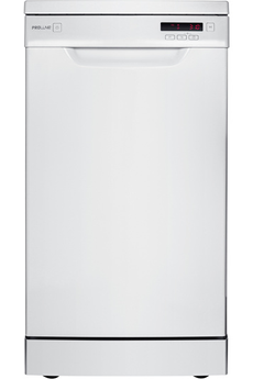 Lave vaisselle SDW 499A++WH Proline