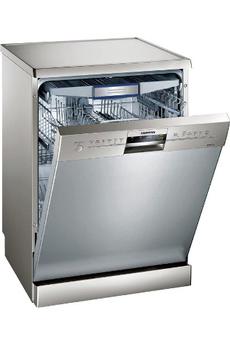 Lave vaisselle SN26N882FF INOX Siemens