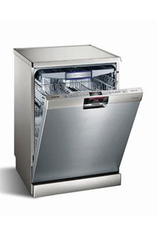 Lave vaisselle SN26U891FF Siemens