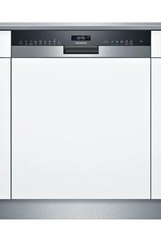 Lave vaisselle Siemens SN55ZS48CE 60CM