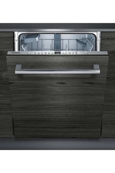 Lave vaisselle Siemens SN636X00DE
