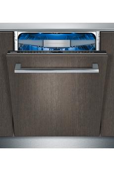 Lave vaisselle Siemens SN678X36UE HOME CONNECT