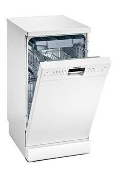 Lave vaisselle SR25M283EU BLANC Siemens