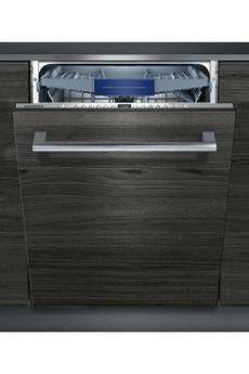 Lave vaisselle Siemens SX736X19NE GRANDE HAUTEUR