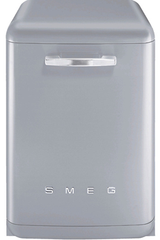 Lave vaisselle BLV2X-2 GRIS METAL Smeg
