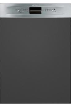 Lave vaisselle Smeg PL65233XIN 60CM