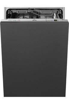 Lave vaisselle Smeg STL7633LFR Darty
