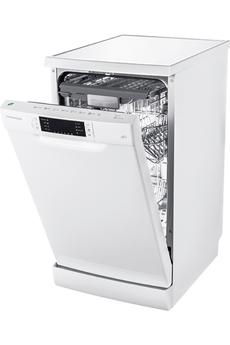 Lave vaisselle thomson tdw 45 wh