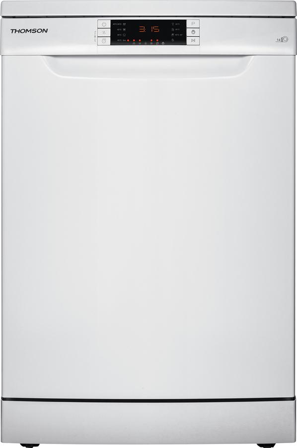 Lave vaisselle thomson tdw 60 wh 4079230 darty - Comment ca marche lave vaisselle ...