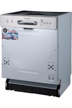 Lave vaisselle Thomson TWBI46142DSS