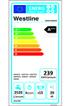 Westline DWW 1539 INOX photo 8