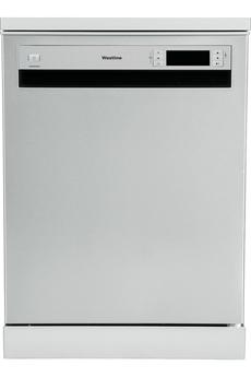 Lave vaisselle DWW 1539 INOX Westline