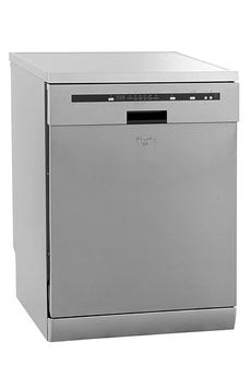Lave vaisselle ADP4559IX INOX Whirlpool