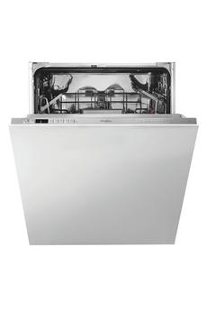 Lave vaisselle Whirlpool WCIO3T341PES 60CM
