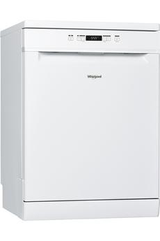 Lave vaisselle whirlpool wfc3b16