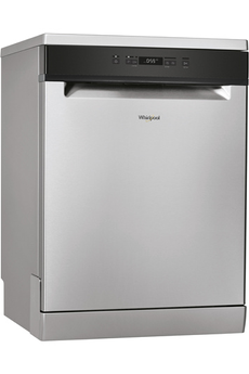 Lave vaisselle Whirlpool WFC3B+26X Darty
