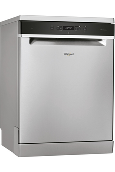 Lave vaisselle WFC3C26PX INOX Whirlpool