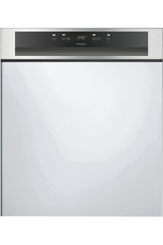 Lave vaisselle Whirlpool WKBC3C34PX