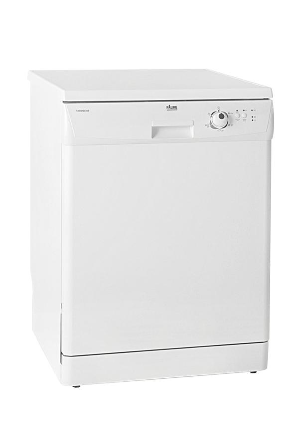 lave vaisselle faure fdf 2023 blanc 3280837 darty. Black Bedroom Furniture Sets. Home Design Ideas