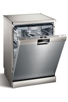 Lave vaisselle SN26T890FF INOX Siemens