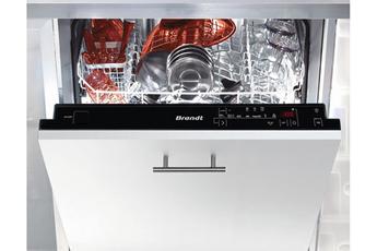 Lave vaisselle encastrable VH13TFJ FULL Brandt