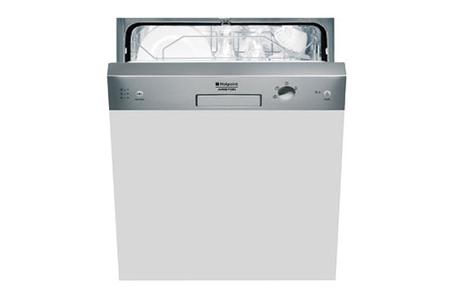 lave vaisselle encastrable hotpoint obs lfs 114 f ha ix darty. Black Bedroom Furniture Sets. Home Design Ideas
