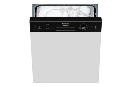 lave vaisselle encastrable hotpoint obs lfs 228 a ha bk noir lfs 228 a ha bk darty. Black Bedroom Furniture Sets. Home Design Ideas