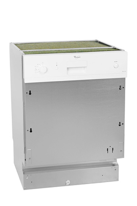 lave vaisselle encastrable whirlpool adgbabywh blanc. Black Bedroom Furniture Sets. Home Design Ideas