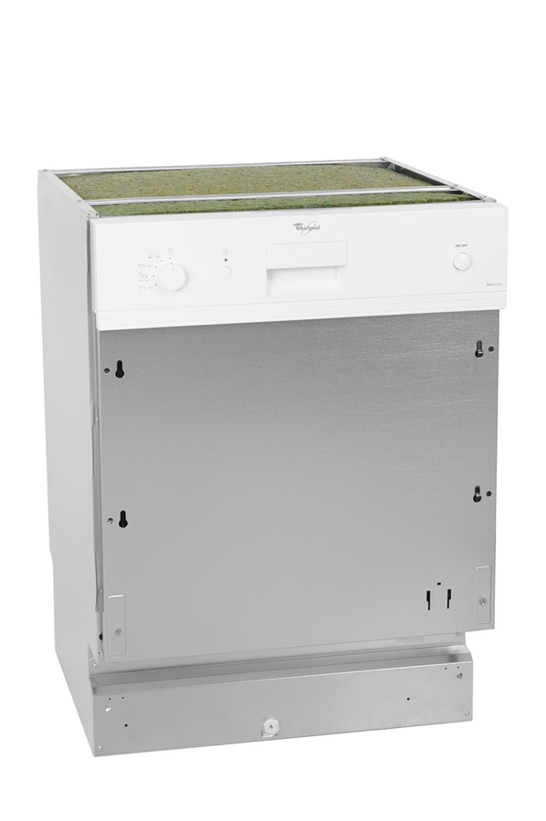 Lave vaisselle encastrable whirlpool adgbabywh blanc adgbabywh 3214117 darty - Lave vaisselle encastrable but ...