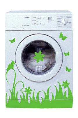 Avis clients pour le produit itoshii sticker ecolo - Stickers pour machine a laver hublot ...
