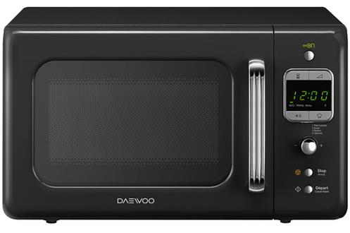 Micro ondes Daewoo KOR-6LBRBK NOIR