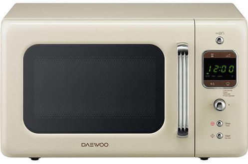 Micro ondes Daewoo KOR-6LBRCR