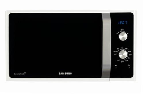 avis clients pour le produit micro ondes et gril samsung mg28f303eaw. Black Bedroom Furniture Sets. Home Design Ideas