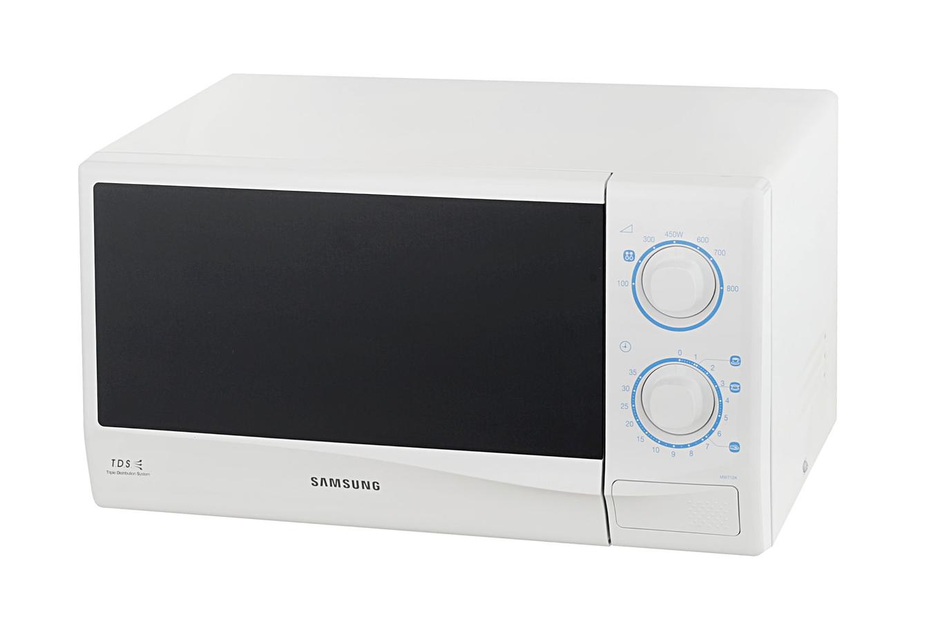 Micro Ondes Samsung Mw712k Blanc 3555950 Darty